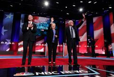 Vote Now: Who Won the Fourth Democratic Presidential Debate?