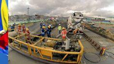 Así avanza la construcción de Avenida Bosa  Bogotá, D. C.