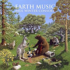 Earth Music, by Paul Winter