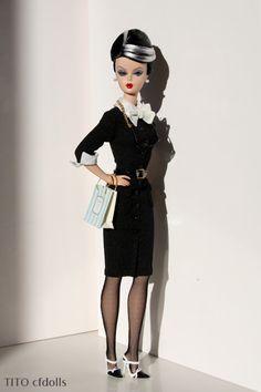 SHOPGIRL silkstone Barbie