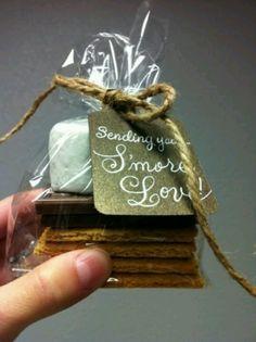 Sending you smore love @Emily Schoenfeld Dalton
