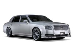 Toms Makes The Toyota Century Look More Distinguished With New Aero Kit Toyota Century, Metallic Bodies, Automotive News, Car Car, Rolls Royce, Luxury Cars, Super Cars, Racing, Sport