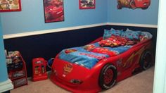 Disneys Cars Room for Felix , Disney Cars to the max! This room is for my 3 year…