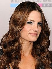 stana katic hair from Castle @Jenny Hawkins