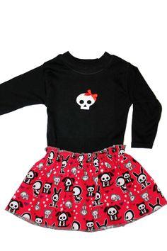 0ef629def 14 Best Skull Baby Clothes images