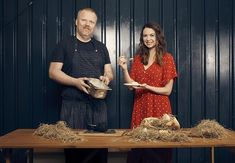 But Chris, a Michelin-starred chef, assures me it's all in the name of a new trend which i...