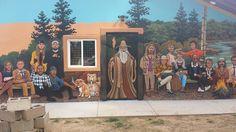 Mural at local smoke shop - Imgur