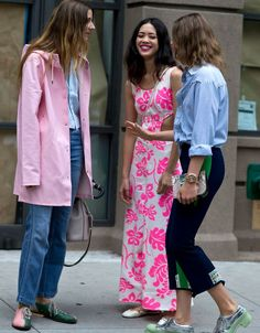 70 Killer Street Style Outfits from New York Fashion Week Fall 2015  | StyleCaster, loved by @oneturnkill