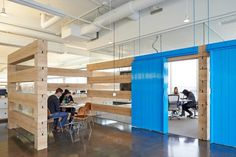 mono design for a culture of innovation - office space