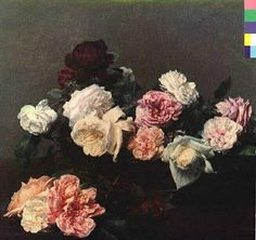 """New Order's """"Power, Corruption & Lies"""" album jacket, by Peter Saville for Factory Records, Peter Saville, Music Covers, Album Covers, Historia Do Rock, Factory Records, Photo Instagram, Cover Art, Graffiti, Photos"""