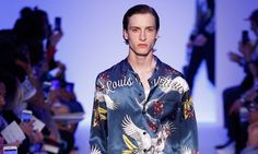 Louis Vuitton Spring/Summer 2016 Menswear Collection | Paris Fashion Week