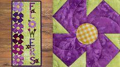 Free Quilt Pattern Downloads | Shabby Fabrics Beginner Quilt Patterns, Patchwork Patterns, Quilt Patterns Free, Pattern Blocks, Block Patterns, Shabby Fabrics, Easy Quilts, Quilt Blocks, Applique