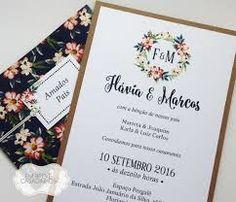 Resultado de imagem para convite de casamento artesanal rustico para padrinhos