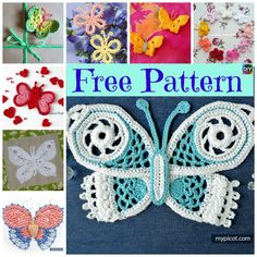 This Crochet Elephant Edging pattern is such a creative idea! You can just crochet it around anything you want, like a blanket you made or perhaps a Crochet Shark, Crochet Crocodile Stitch, Crochet Elephant, Crochet Unicorn, Bobble Crochet, Crochet Stitches, Crochet Butterfly Free Pattern, Crochet Applique Patterns Free, Crochet Flower Hat