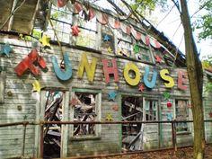 Chippewa Lake Amusement Park in Ohio - USA