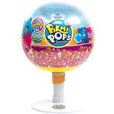 Pikmi Pops Jungle the Tiger Jumbo Plush Lollipop New Sealed Genuine Toy Kids Large Lollipops, Cute Surprises, Pot Of Gold, Big Hugs, Plush Animals, Stuffed Animals, Toys For Girls, Toy Store, Pop Fashion