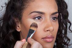 How to bake your makeup - www.lovelucygirl.com #beauty #makeup #kimkardashian