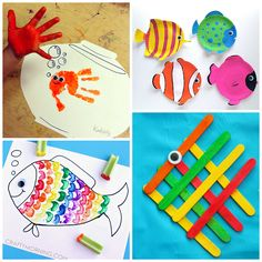 fish-crafts-for-kids-to-make.png (540×540)