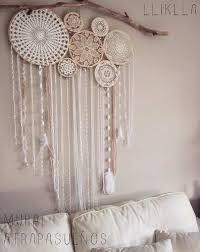 Resultado de imagen para atrapasueños crochet