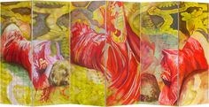Screens / Sermit | Johanna Ehrnrooth | Page 5 Screens, Painting, Art, Canvases, Art Background, Painting Art, Paintings, Kunst, Drawings