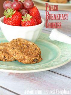 Paleo breakfast ideas.