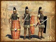 Roma Surrectum II Roman Legionaries