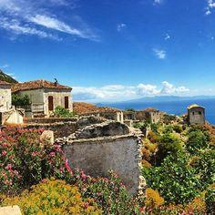 Lovely view . #qeparo#albania#albanianriviera#beautiful#nature#southalbania#shqiperiamadhe ✖️#facebook: InstagramAlbania