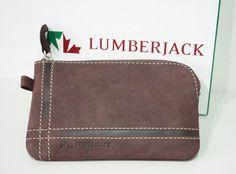 Porta chiavi in pelle door keys Lumberjack Art. K29091P305 Marrone
