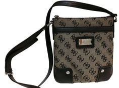 8bbc8a6d5b88f Guess Handbag Women 039 s Crossbody Black Lux Mini new with tags
