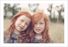 red heads!