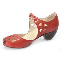 All Black Cutout Kid :: Heels :: Women's Shoes :: Imelda's Shoes