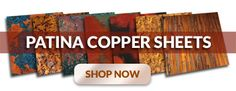 Copper Sheet, Copper Flashing, Copper Sheets, Copper Foil Rolls, Copper Sheeting for Arts and Crafts and Various Applications