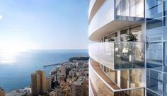 The Odeon Tower, Monaco