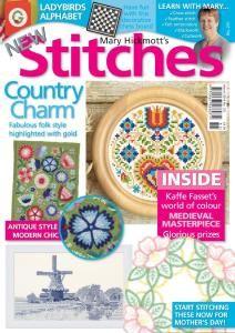 leka: Mary Hickmott's New Stitches №251 2014