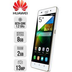 Huawei G Play mini Dual Sim 2Gb Ram Blanco | Móvil | InterTienda