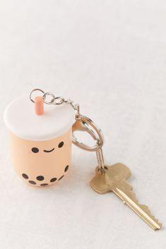 Mini Things, Cool Things To Buy, Bubble Milk Tea, Accessoires Iphone, Kawaii Room, Cute Room Decor, Cute Keychain, Cute Plush, Airpod Case