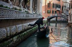 Steve McCurry - Venezia, Italia, 2011
