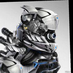 robot (5-24-13) by zakforeman.deviantart.com on @deviantART