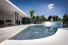 Habitia H-Club - Picture gallery #architecture #interiordesign #swimmingpool