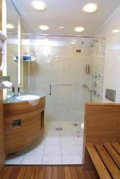 SkyTeam Lounge Paris Shower Area / Quelle: Airfrance