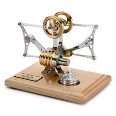 Stirling Engine No. 10 Assembly kit | Physical Toys