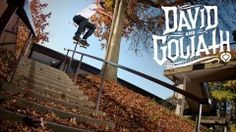 """David Gravette's """"David and Goliath"""" Part - http://DAILYSKATETUBE.COM/david-gravettes-david-and-goliath-part/ - http://www.youtube.com/watch?v=mUapzZvitp4&feature=youtube_gdata  Gravette never disappoints. Cheers to another ripping part from a true skate rat. Congrats on the new shoe homie! Keep up with Thrasher Magazine here: http://www.thrashermagazine.com http://www.fa ... - david, Goliath, Gravette's, part"""
