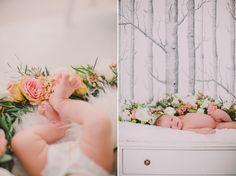 floral newborn | Grey Likes BabyGrey Likes Baby