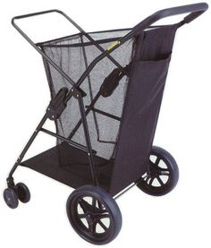 Rio Beach Wonder Wheeler Plus Beach Cart by Rio Brands. $69.50. Handy carrying cart designed to roll on most surfaces. Sports 8-inch-diameter wheels with wide treads. Holds 32-quart cooler, up to 4 beach chairs, and much more. 75-pound weight capacity; folds flat for easy storage. Also ideal for groceries, laundry, firewood, recyclabes, and more. Amazon.com                There's nothing better than a trip to the beach, but the fun doesn't extend to carrying your g...