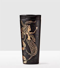 Starbucks Holiday Drinkware | Wood Print Tumbler