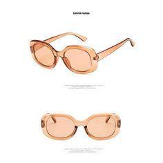 45f3964780 Oversized Sunglasses Men Women Brand Designer Fashion Vintage Big Frame  Oval Sunglasses Ladies Retro Black Eyewear Trendy Shades