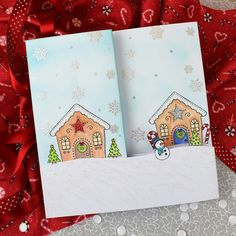 Card created using For the Love of Stamps by Hunkydory Crafts Gingerbread Fun Stamp Set Hunkydory Crafts, Man Character, Gingerbread Man, Santa Hat, Candy Cane, Stamping, Card Ideas, Christmas Cards, Projects To Try