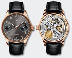 IWC Portuguese Year of the Dragon Watch