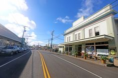 Building owners and businesses along Honokaa's picturesque Mamane Street are hoping road signs and the inclusion of several buildings in the Hawaii Register of Historic Places will give the town an economic boost.