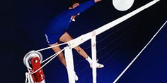 OFFICIAL Volleyball Net System of the NCAA & NFHS | Sports Imports